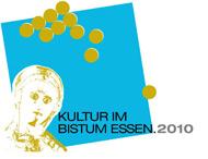 Logo Kultur im Bistum Essen 2010